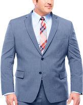 Jf J.Ferrar JF Classic Fit Woven Suit Jacket Big and Tall