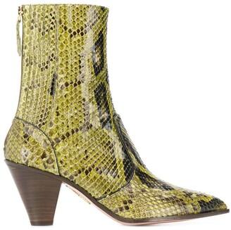 Aquazzura Saint Honore' 70 boots