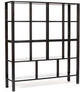 LOMBOK Canton Bookcase Wide