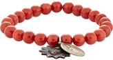 Miracle Icons MEN'S DOUBLE-CHARM BRACELET