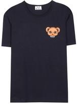 Acne Studios Niagara Bear Printed Cotton T-shirt
