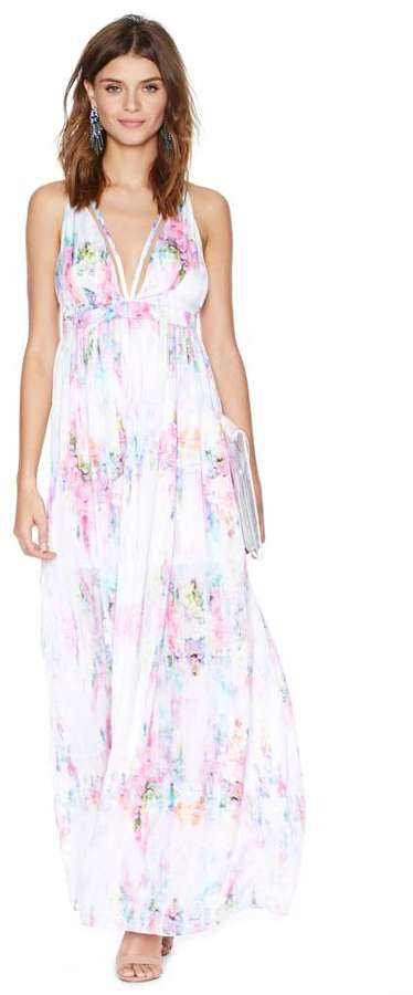 Nasty Gal Oh My Love Tripping Daises Dress
