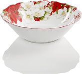 222 Fifth Winter Harmony Collection Serve Bowl