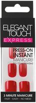 Express Nails - Polished Red