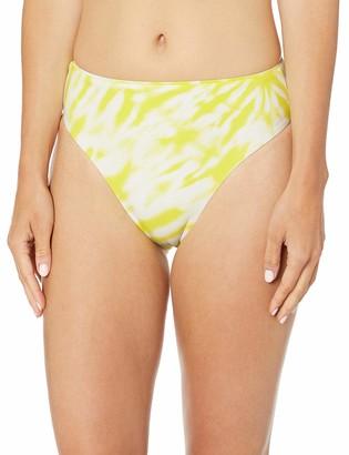 Seafolly Women's Hi Rise Pant Bikini Bottom Swimsuit