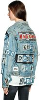Faith Connexion Ntmb Patched Cotton Denim Jacket