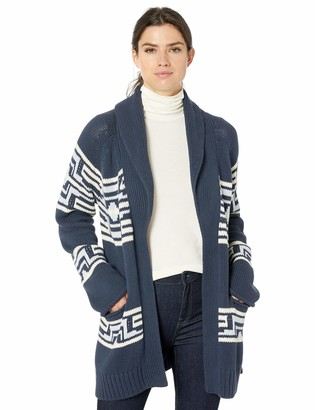 Pendleton Women's Las Cruces Cotton Cardigan Sweater