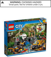 Lego City 813-Pc. Jungle Exploration Site Set