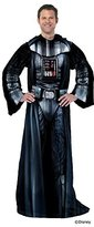 Disney Lucas Films' Star Wars Being Darth Vader Adult Comfy Throw with Sleeves, 48 by 71""