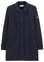 Stone Island Navy Water Repellent Shell Jacket