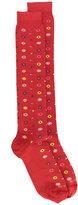 Etro floral socks - men - Cotton/Polyamide/Spandex/Elastane - I