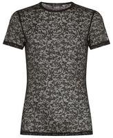Versace Eros Baroque Lace T-Shirt