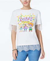 Freeze 24-7 Juniors' Rugrats Graphic T-Shirt