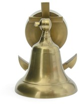 The Well Appointed House Ship Bell Wall Sconce