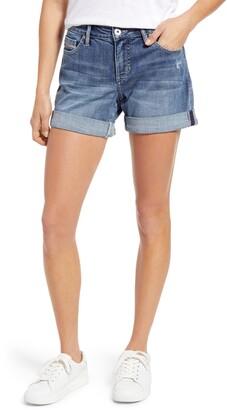 Jag Jeans Alex Boyfriend Denim Shorts