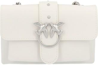 Pinko Love Foldover Crossbody Bag
