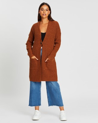 Only Elaina Knit Cardigan
