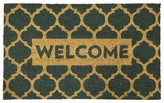 "Threshold Lattice Welcome Doormat - Blue - 1'6""x2'6"