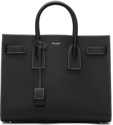 Saint Laurent Black Small Sac De Jour Bag