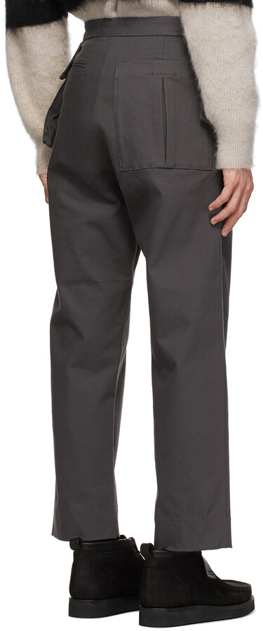 Thumbnail for your product : Kuro Grey Monster Cargo Pants