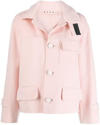 Marni double-face jacket