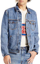 Levi'S Orange Tab Trucker Garrett Jacket