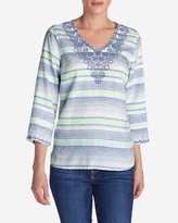 Eddie Bauer Women's Vista Point Tunic - Stripe