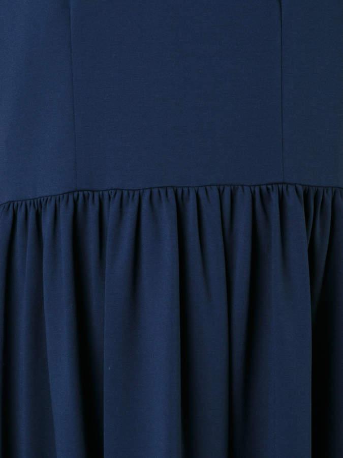 Jil Sander flared dress