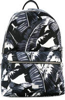 Dolce & Gabbana Hawaiian print backpack