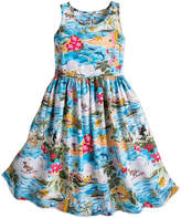 Disney Mickey Mouse and Friends Hawaiian Dress for Women