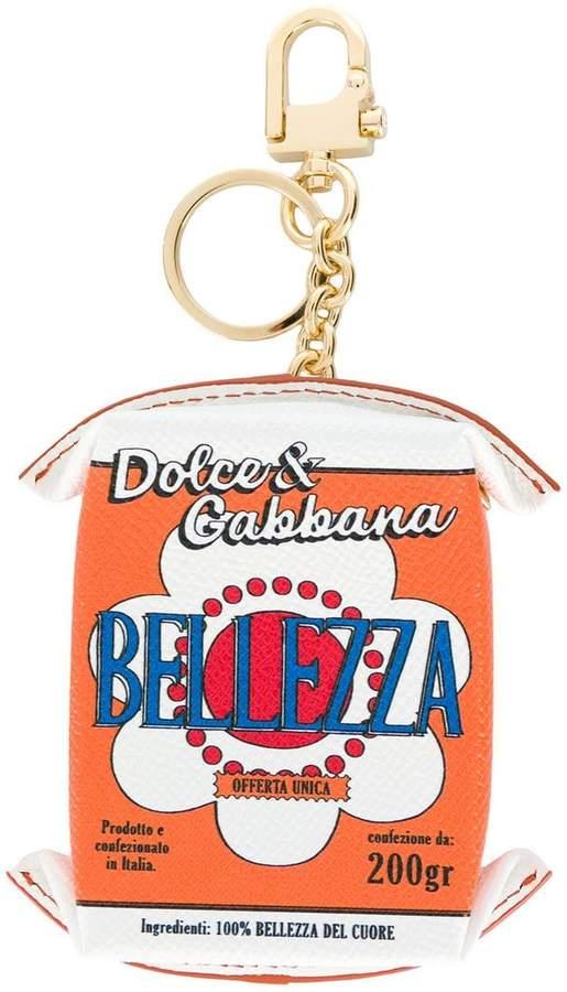 Dolce & Gabbana Bellezza keyring