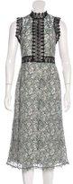 Yigal Azrouel Sleeveless Lace Dress w/ Tags