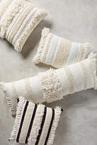 Anthropologie Textured Indira Pillow