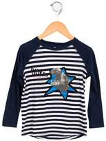 Stella McCartney Boys' Long Sleeve Graphic Shirt w/ Tags