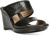 Naturalizer Optic Wedge Sandals