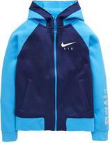 Nike Older Boys Air Hoody Full Zip Bf