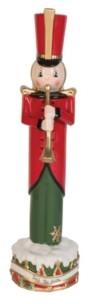 Fitz & Floyd Toyland Nutcracker with Horn