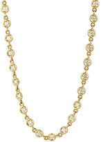 Sidney Garber Women's White Diamond & Yellow Gold Superlative Necklace