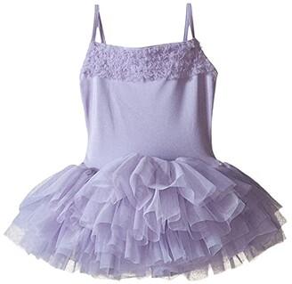 Bloch Camisole Tutu Dress with Ruffles (Toddler/Little Kids/Big Kids) (Lilac) Girl's Dress