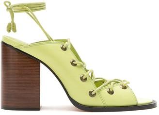 Nk Tie Strappy Sandals