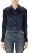 J Brand Women's Harlow Shrunken Denim Jacket