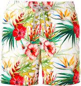 MC2 Saint Barth Gustavia printed swim shorts - men - Polyamide/Polyester/Spandex/Elastane - XXL
