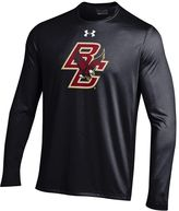 Under Armour Men's Boston College Eagles Tech Long-Sleeve Tee