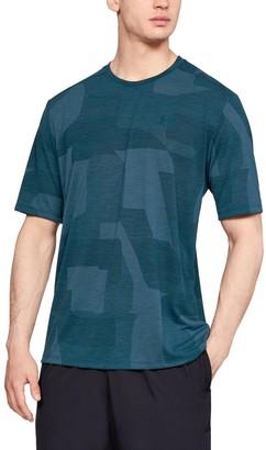 Under Armour Men's UA Siro Print Short Sleeve