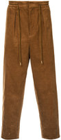 Monkey Time Elasticated Waist Corduroy Trousers