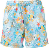 Etro printed swim shorts - men - Nylon - L