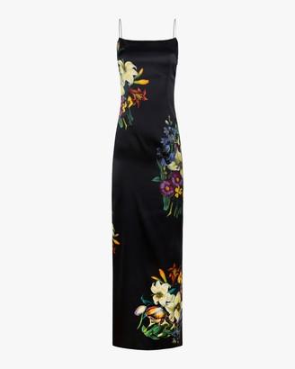 Adriana Iglesias Kay Close Dress