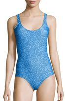 Cover Pavimento One-Piece Swimsuit
