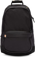 Visvim Black Ballistic 22l Backpack