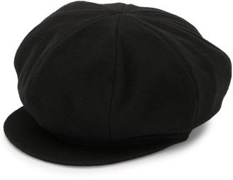 Y's Wool Baker Boy Hat